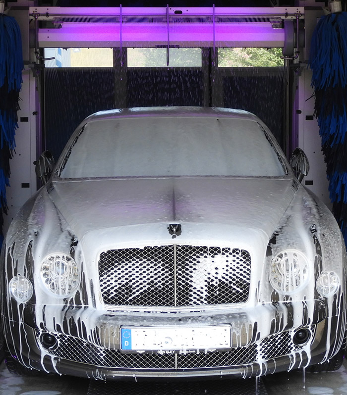 Auto Waschen Bayern